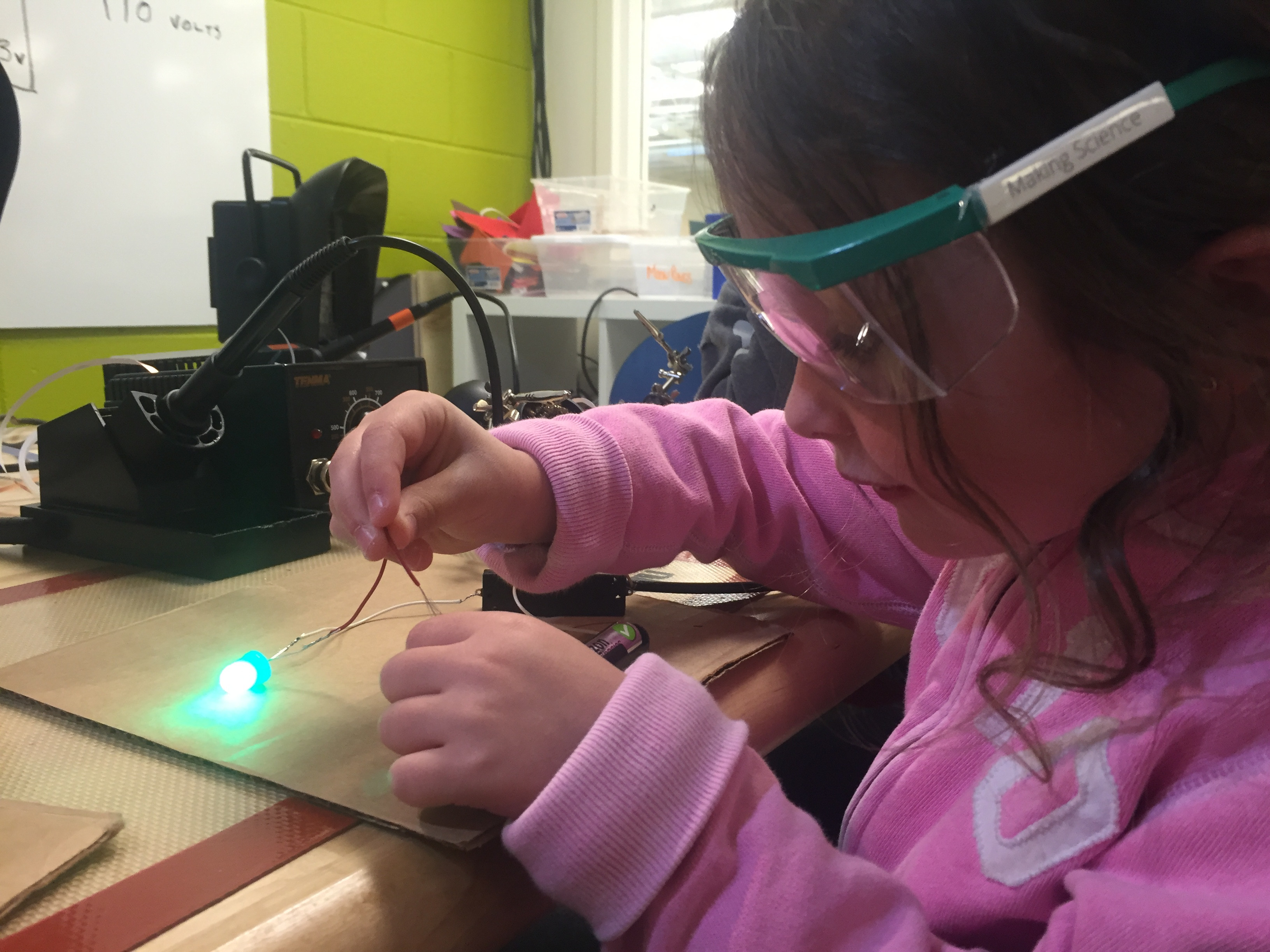 CURIOUS CIRCUITS & SOLDERING