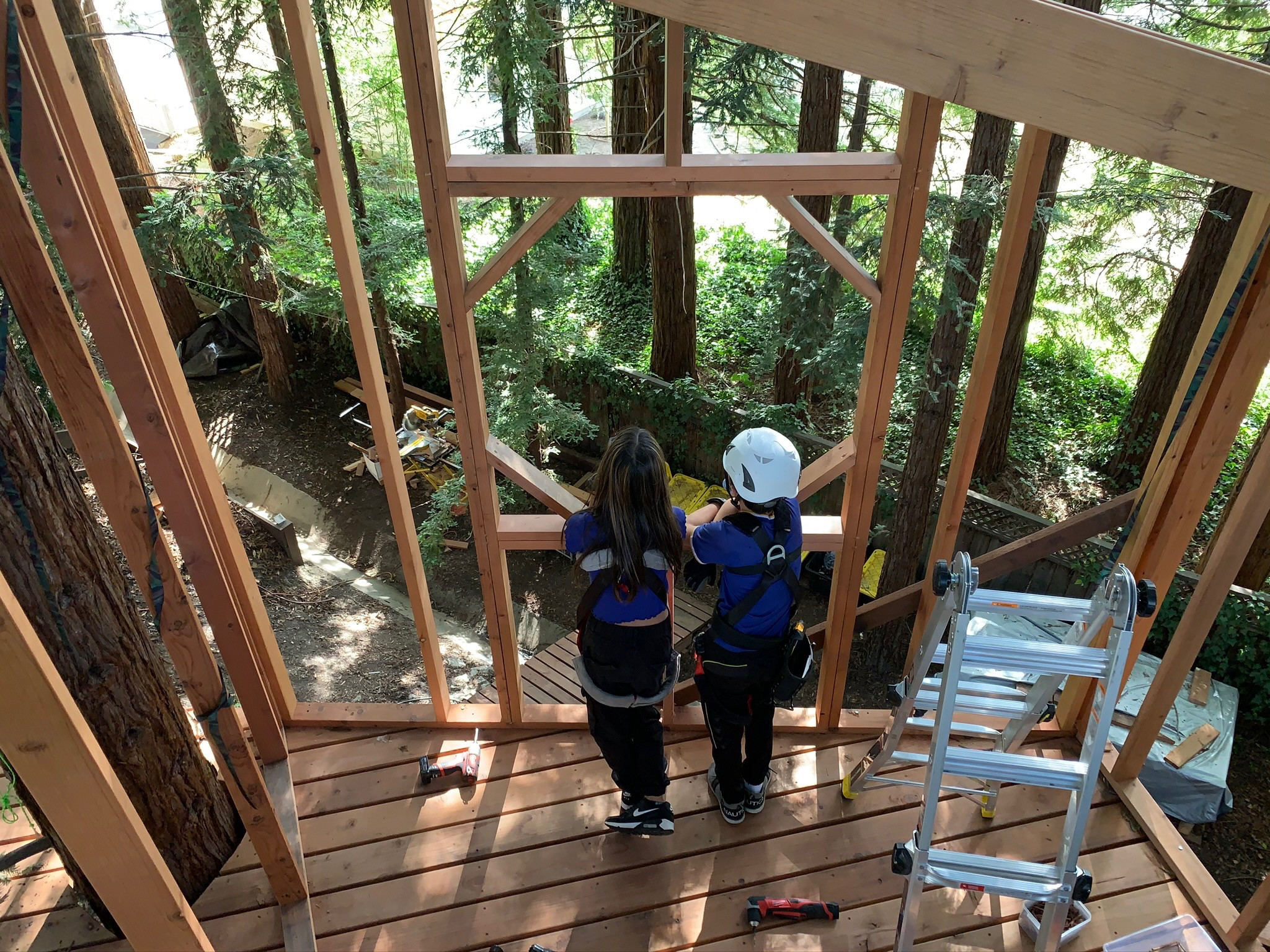 TREEHOUSE DESIGN AND BUILD