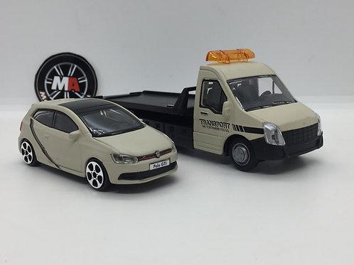 Volkswagen Polo Çekici model araba