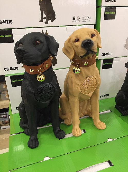 Labrador Köpek Bluetooth Hoparlör Ses Bombası