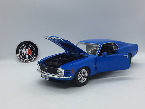 1970 Ford Mustang 1/24 Diecast model