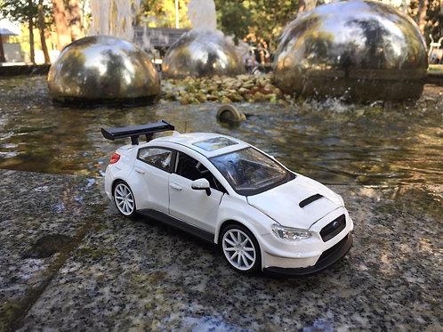 1/24 Ölçek Mr. Lıttle Nobody's Subaru Wrx Stı