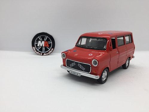 1/32 Ölçek Çiçek Abbas Ford Minibüs