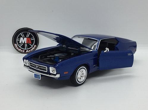 1971 Ford Mustang diecast model 1/24 ölçek