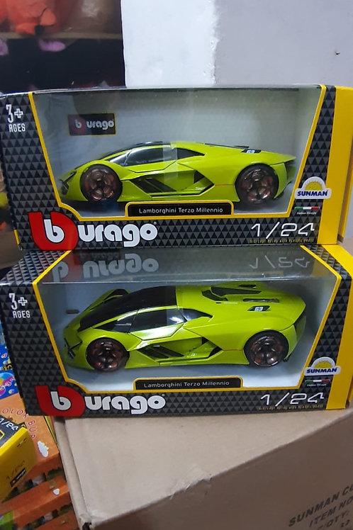 1/24 Lamborghini Terzo diecast model