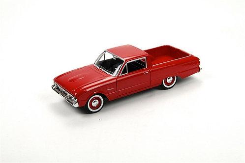 1960 Ford Ranchero 1/24 Diecast model