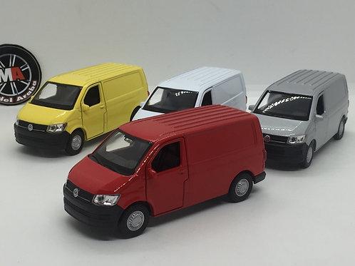 1/32 ölçek Volkswagen Transporter model araba