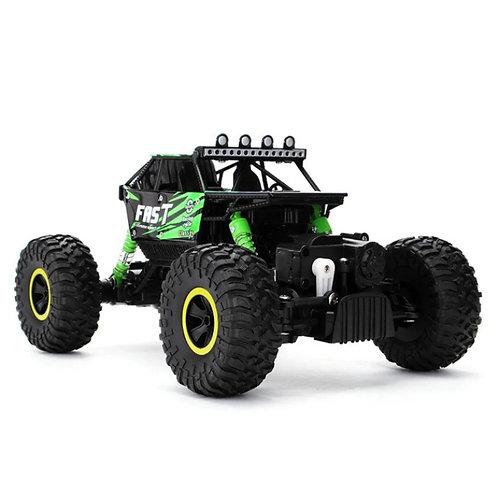 1:18 Ölçek Rock Crawler 4x4 WD Uzaktan Kumandalı Buggy Jeep