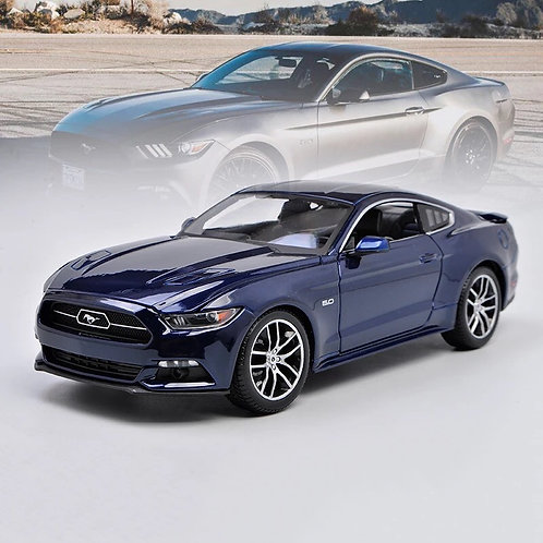 1/18 Maisto 2015 Ford Mustang Gt Special Edition