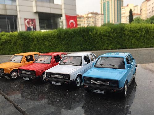 1/36 Ölçek Murat 131