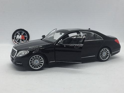 Mercedes Benz S Class 1/24 Diecast model
