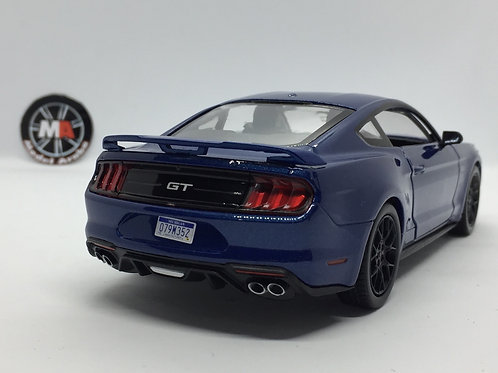 2018 Ford Mustang Gt 1/24 Diecast model