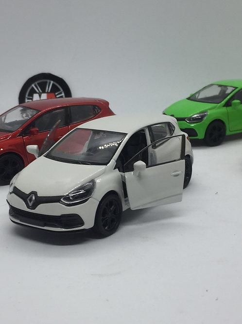 1/36 ölçek Renault Clio 4 diecast model