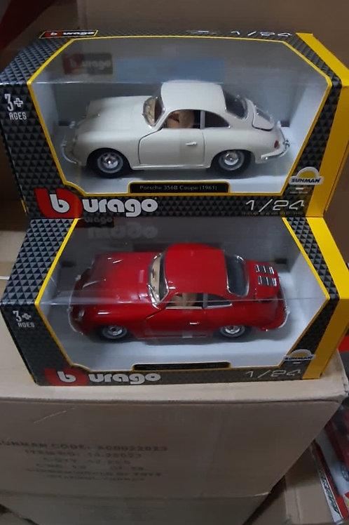 1/24 Porsche 356B Coupe 1961