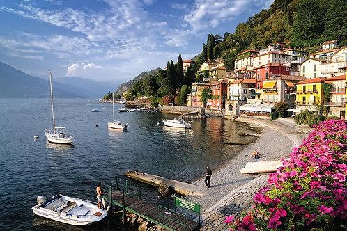 500 Parça Lago di Como