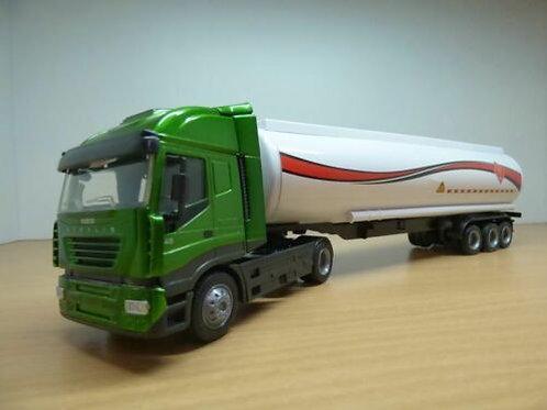 Iveco 1/43 Ölçek Yakıt Tankı Model Petrol Tankeri