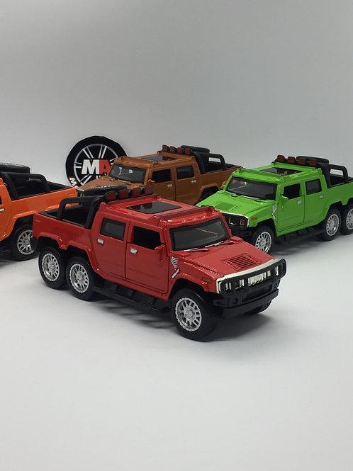 1/32 ölçek Jeep 7 Teker