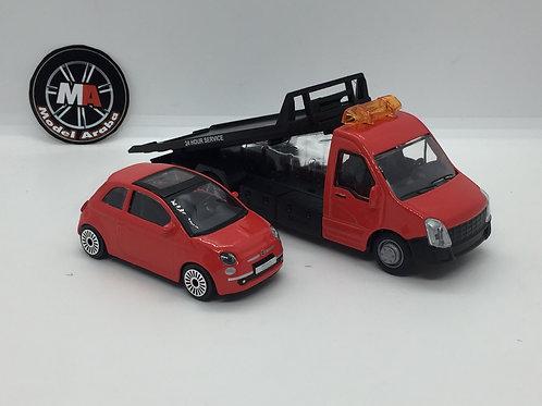 Fiat 500 Çekici model araba