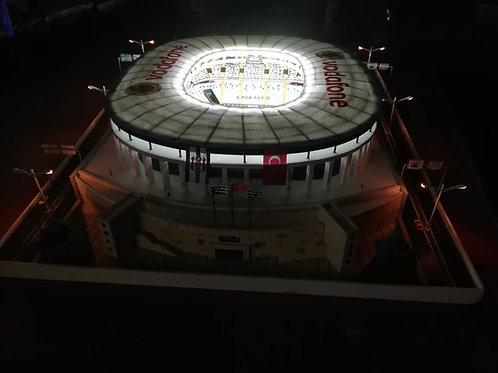 Beşiktaş Vodafone Park Arena (Büyük) Cadde ışıklandırmalı
