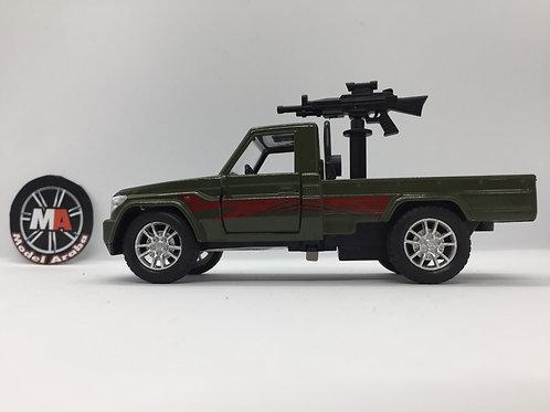 1/32 ölçek pıckup askeri araçlar