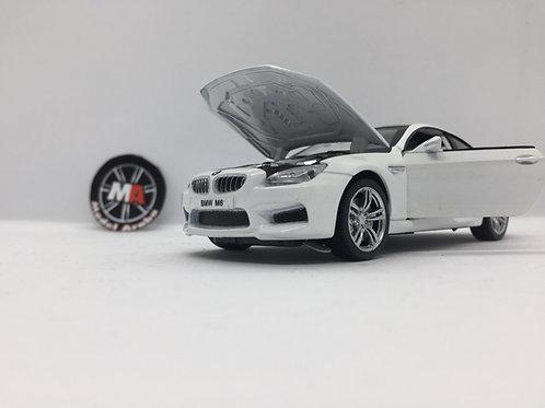 1/32 BMW M6 SESLI VE IŞIKLI DIECAST MODEL