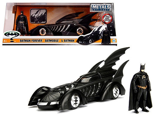 1:24 Batman Forever Batmobil ve Batman