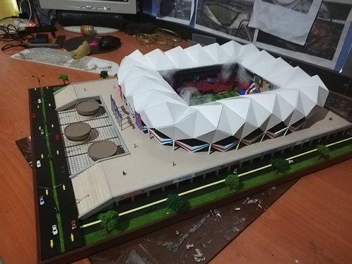 Trabzon Şenol Güneş Stadyumu (Büyük)