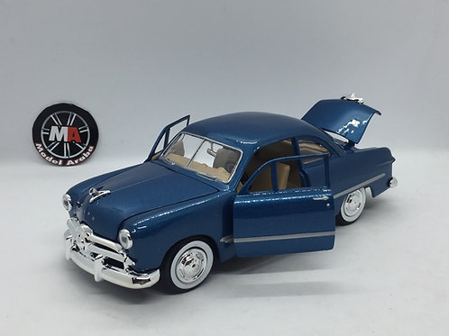 1949 Ford Coupe 1/24 Diecast model