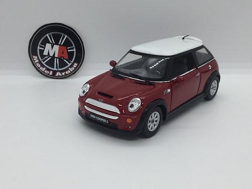 Mini Cooper diecast model