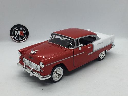 1955 Chevy Bel Air 1/24 Diecast model