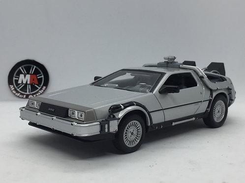Geleceğe dönüş seri 1 1/24 Diecast model