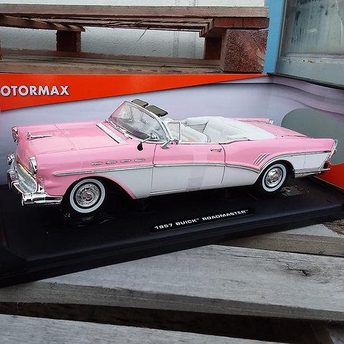 1957 Buick Roadmaster 1/18 Model Araba