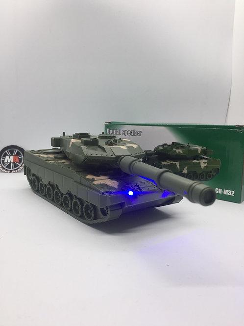 Tank Askeri Araç Bluetooth wireless hoparlör
