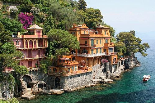 500 Parça Seaside Villas near Portofino