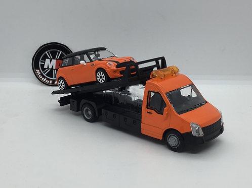 Mini Cooper Çekici model araba