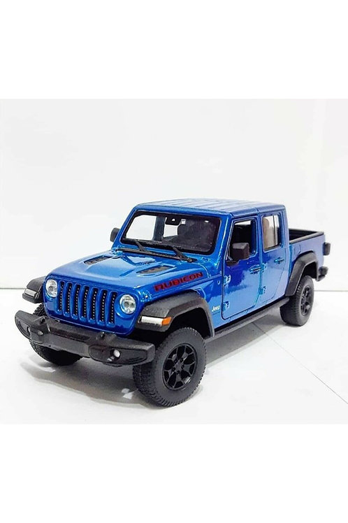 WELLY 1/24 Jeep Gladiator Rubicon
