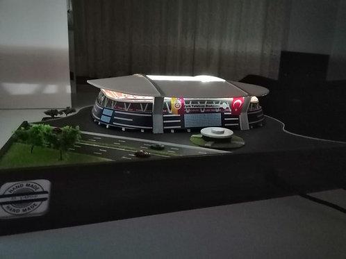 Galatasaray Türk Telekom arena stadyumu (Büyük)