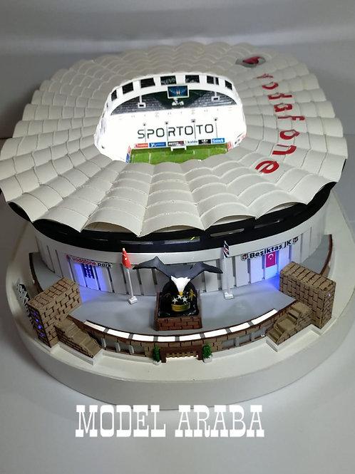 Beşiktaş Vodafone Park Mega Boy Bluetoothlu Stad Maketi