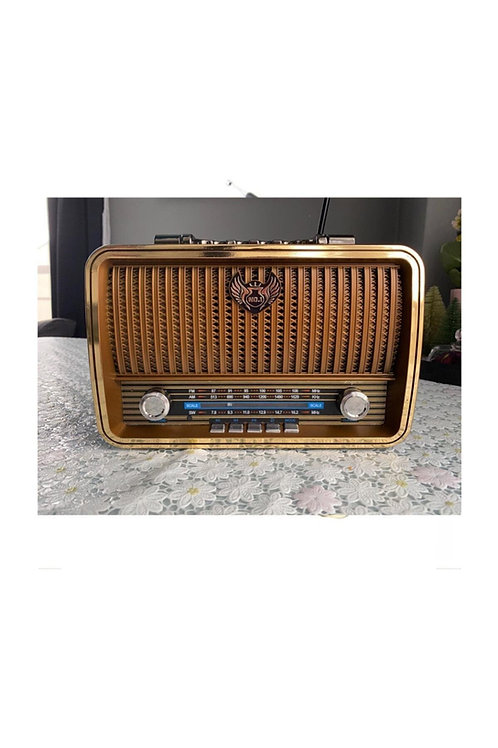 Kemai MD-1909 Bluetooth Dekoratif ve Nostaljik Radyo(FM/USB/SD)