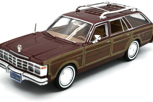 1979 Chrysler Leboran 1/24 Diecast model
