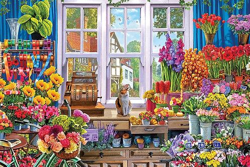 500 Parça Flower Shop