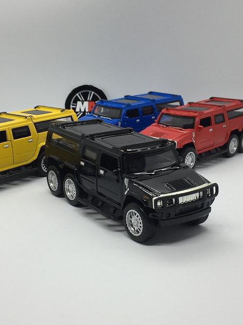 1/32 ölçek Hummer Jeep