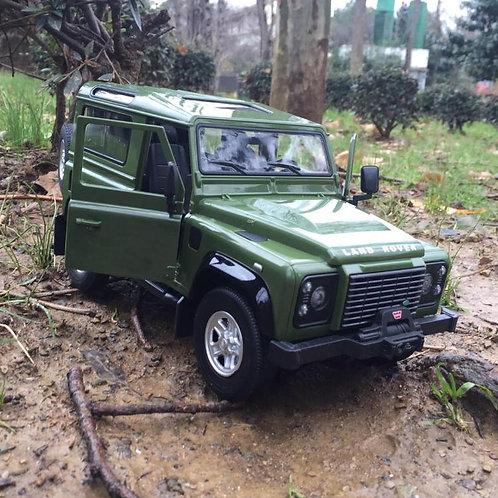 Land Rover Uzaktan Kumandalı Jip