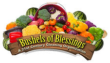 Bushels of Blessings Farm to Food Bank Gleaning