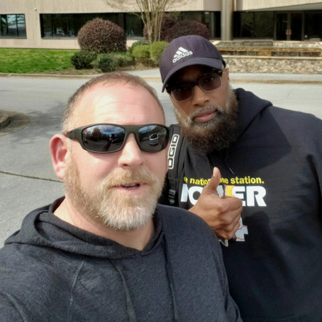 *ADULT LANGUAGE WARNING* Eric Foster - Big 95.3 and Power 94