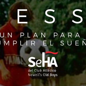 Un plan para preparar la llegada de Messi al fútbol argentino