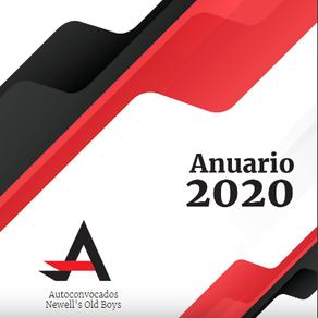 Anuario 2020: un año de trabajo y compromiso