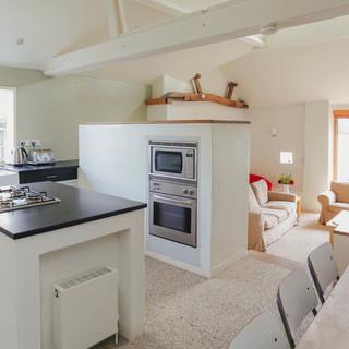 Quaker Barn kitchen