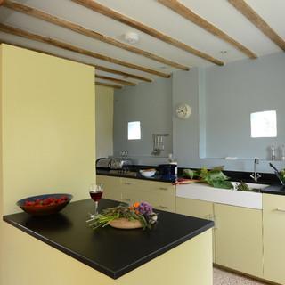Hall Barn kitchen