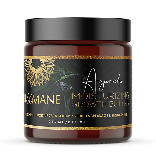 Ayurvedic Moisturizing Growth Butter